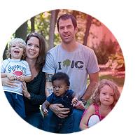 Ian Milnes and Family